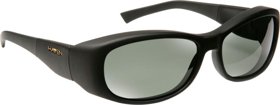 Solana - Black Frame, Gray Lens