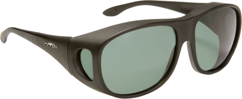 Summerwood - Black Frame, Gray Lens