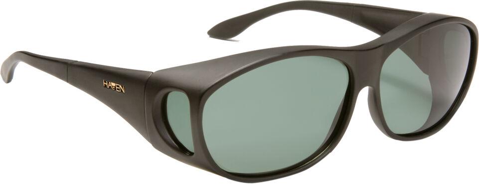 Meridian - Black Frame, Gray Lens