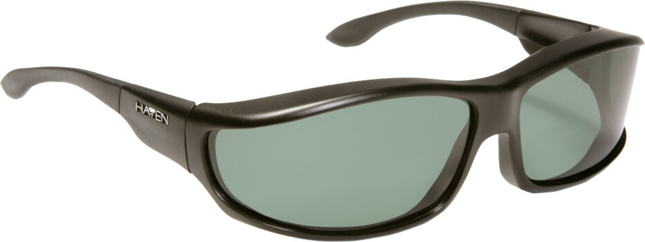 Hunter - Black Frame, Gray Lens