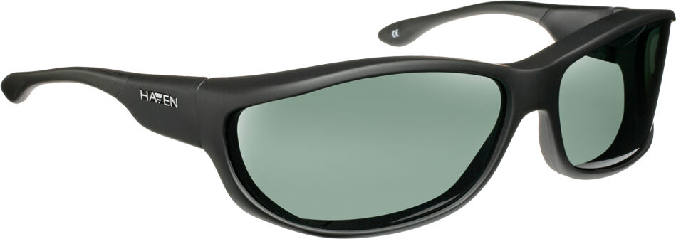 Foxen - Black Frame, Gray Lens