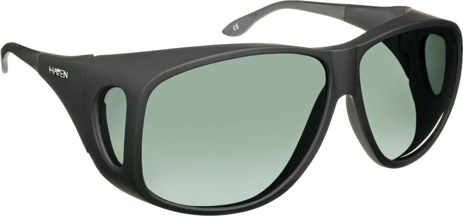 Banyan - Black Frame, Gray Lens