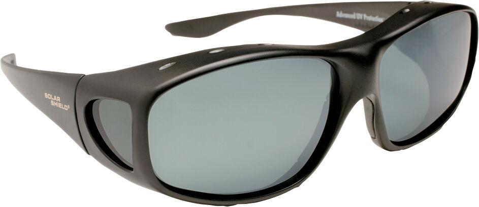 Sport - Black Frame, Gray Lens
