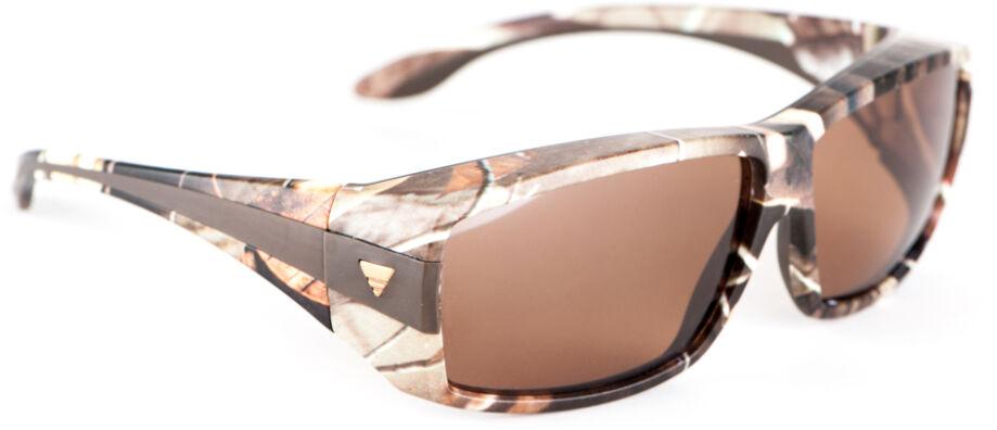 Breckenridge - Camouflage frame, Brown lens