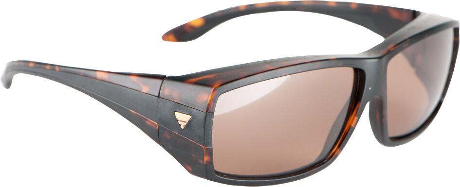 Breckenridge - Tortoise frame, Brown lens