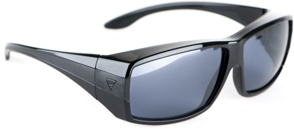 Breckenridge - Black frame, Gray lens
