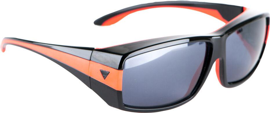 Breckenridge - Black/Red frame, Gray lens