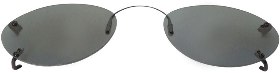 Ellipse - 54mm, Rimless frame, Gray lens