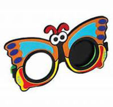 Children's Foam Test Glasses