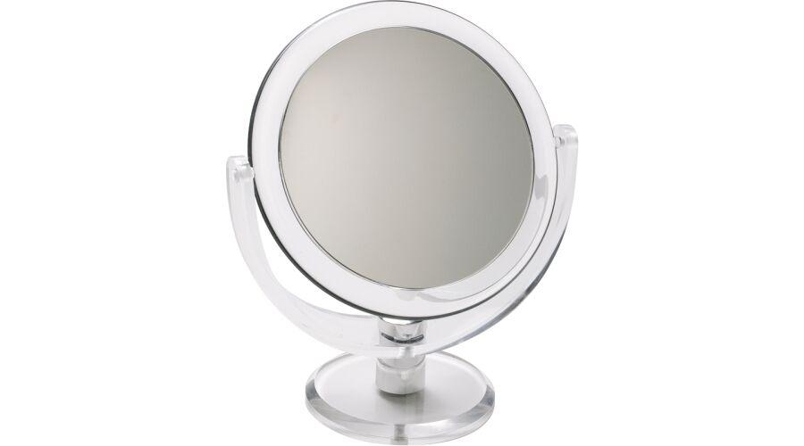 Plexi 3x Table Mirror