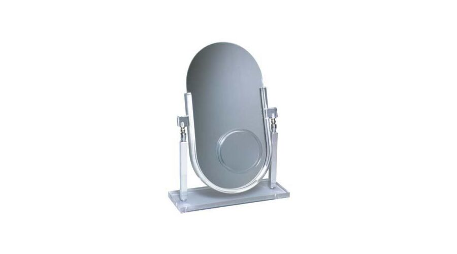 """Suction Mirror, 9"""" Overall"""