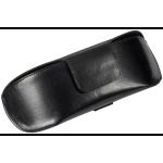 Safety Black Large Horizontal Soft with Belt Loop