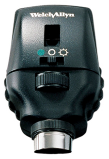 Welch Allyn 3.5V Xenon Prestige™Coaxial-Plus Ophthalmoscope Head Only