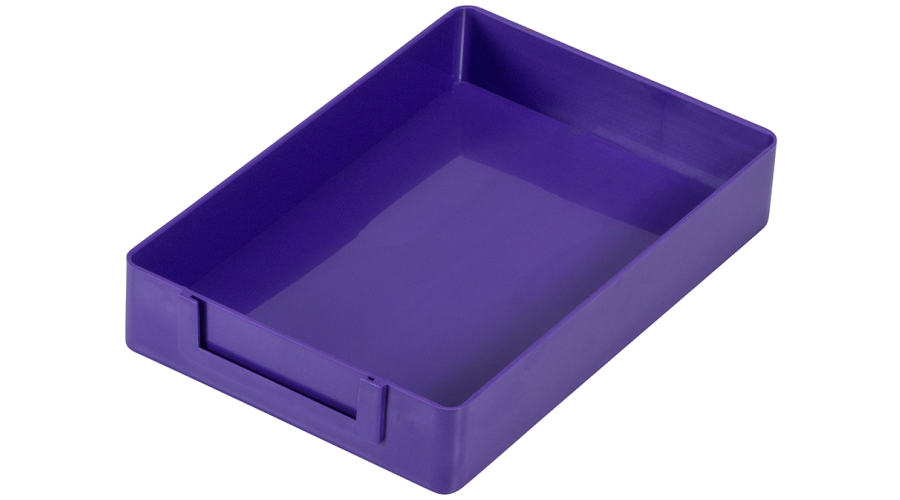 Standard Rx Tray: Purple, 24/Case