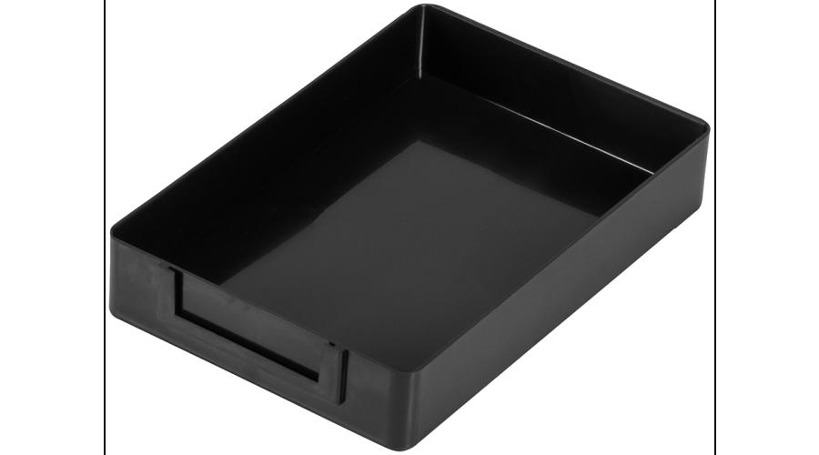 Standard Rx Tray: Black, 24/Case