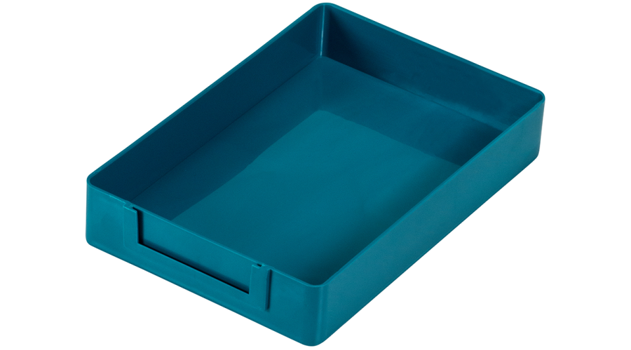 Standard Rx Tray: Teal, 24/Case