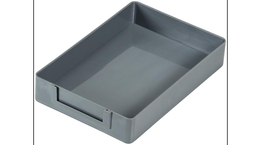 Standard Rx Tray: Gray, 24/Case