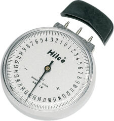 Lens Clock with Storage Case