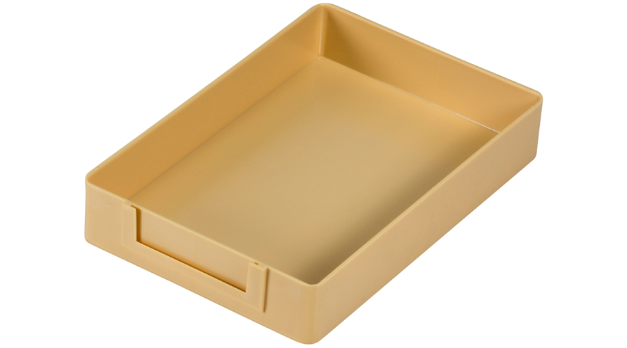 Standard Rx Tray: Beige, 24/Case