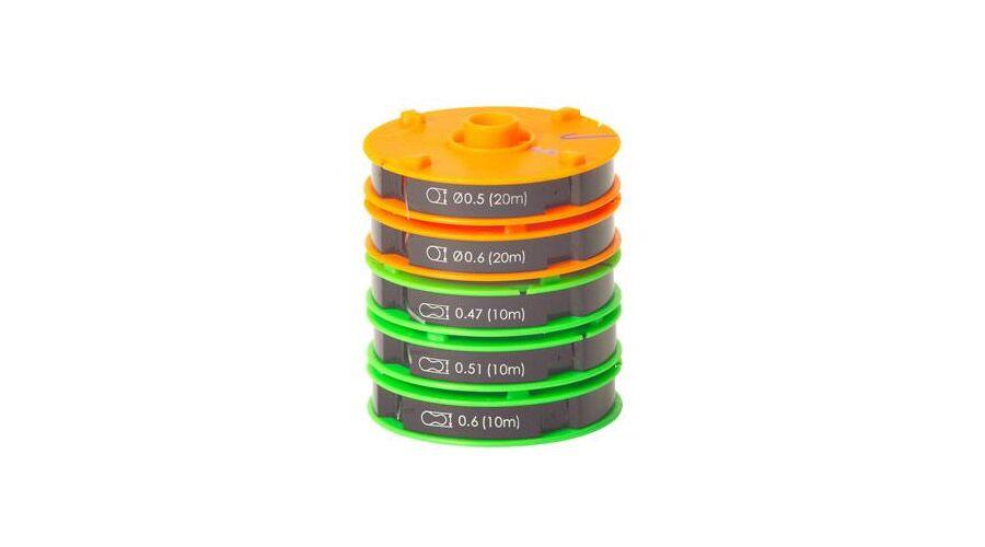 Semi-Rimless Liner/Cord Kit