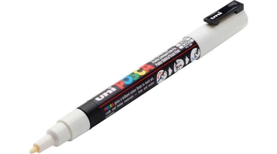 Lens Marking Pen, White, 1 Pc.
