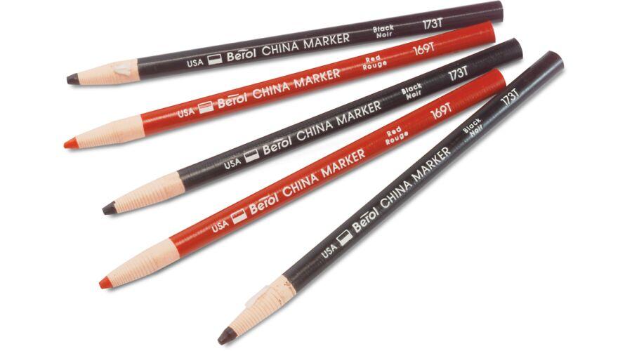 Red China Marker