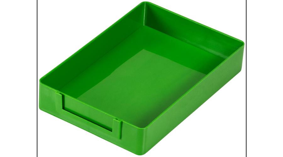 Standard Rx Tray: Green, 24/Case
