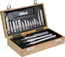 17 Piece Precision Knife Kit