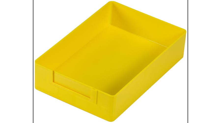 Deep Rx Tray Yellow