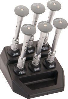 6-Place Pro Screwdriver Sets