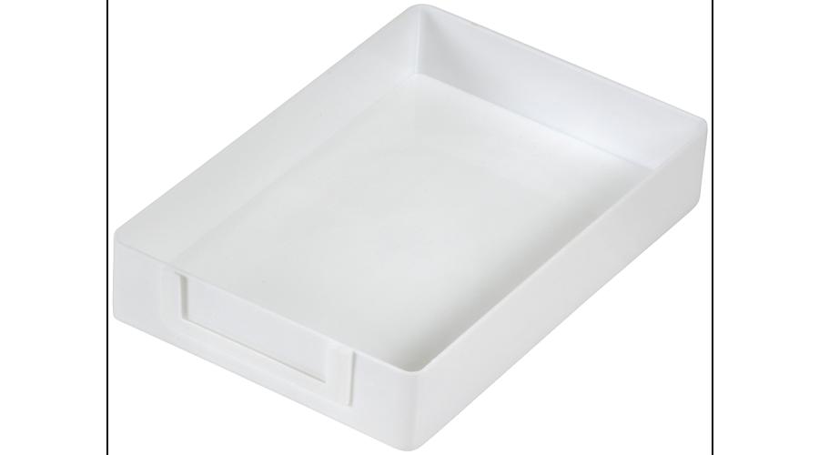 Standard Rx Tray: White