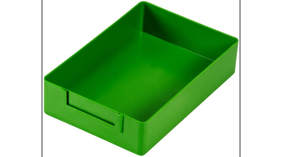 Deep Rx Tray Green