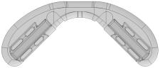 Zeiss Bayonet Strap Bridges