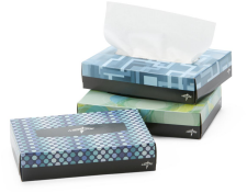 Premium Facial Tissue 60/BX 48BX/CS