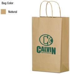 Kraft Shopper Bag