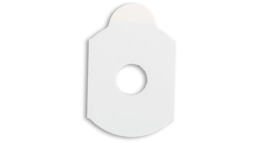Standard Blocking Pads - 30mm x 18mm - Universal block - 1000/roll