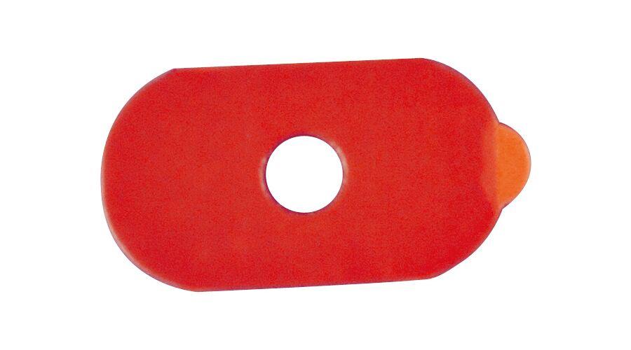 Hydrophobic Blocking Pads - 31mm x 17mm - NIDEK block - 1000/roll