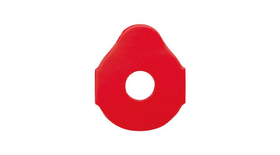 Hydrophobic Blocking Pads - 24mm - Universal block - 1000/roll