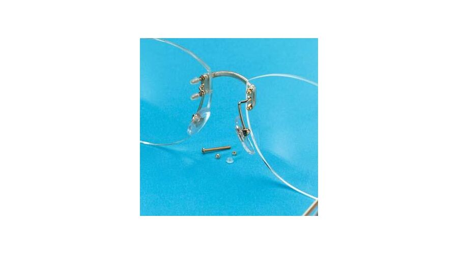 1.3mm, Silver - 8 sets