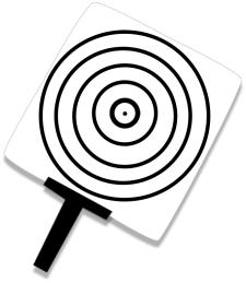 Square Placido Disk