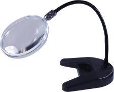 Flex-A-Mag Desk Base Magnifier