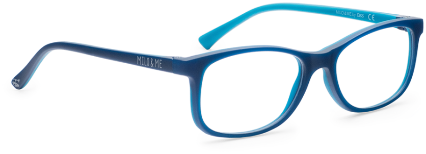 Milo & Me 85040 Dark Blue / Aquamarine   46-15