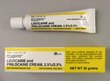 Lidocaine/Prilocaine Cream 2.5-2.5% 30gm