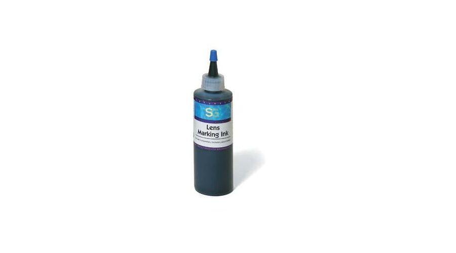 Lens Marking Ink, Black 4 oz.