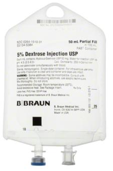 Dextrose in Water 5%