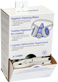 Alcohol Free Hygienic Cleaning Wipes for PPE