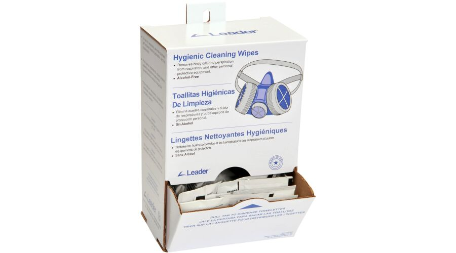 Alcohol Free Hygienic Wipes Wall Mount Dispenser