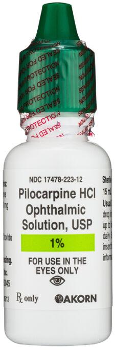 Pilocarpine HCL Ophthalmic Solution