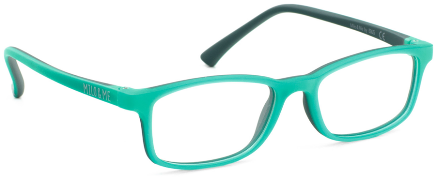 Milo & Me 85030  Light Green / Dark Green 45-15
