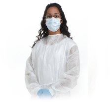 SafeBasics™ Fluid Impervious Gowns